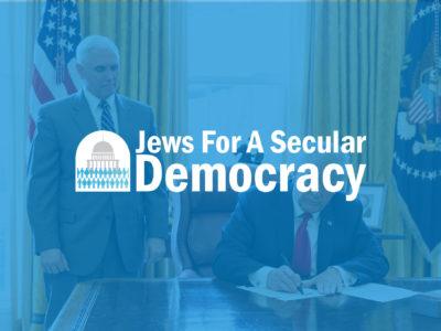 Jews for a Secular Democracy