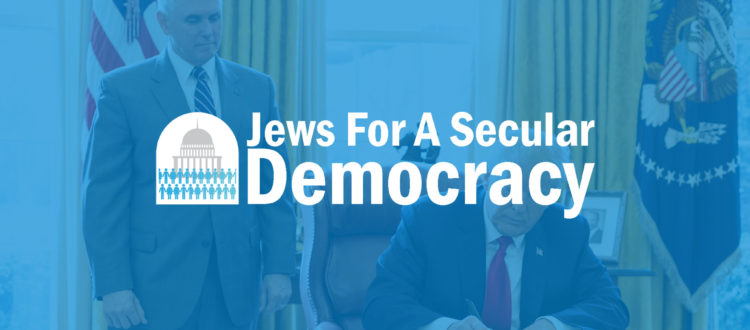 Jews for a Secular Democracy